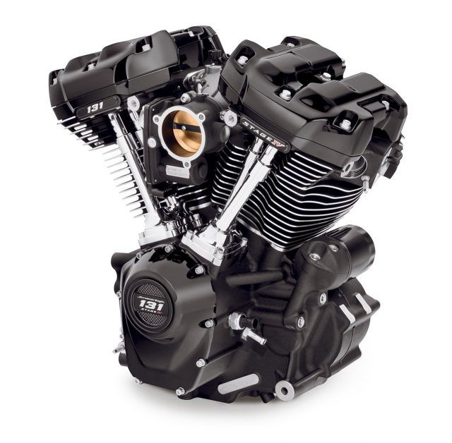 Harley Davidson Screamin Eagle 131 engine