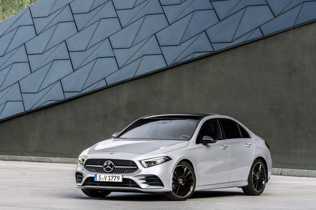 2020 Mercedes-Benz A 250 4MATIC sedan