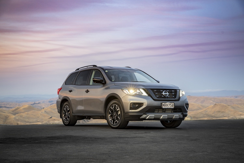 2020 Nissan Pathfinder N-TREK