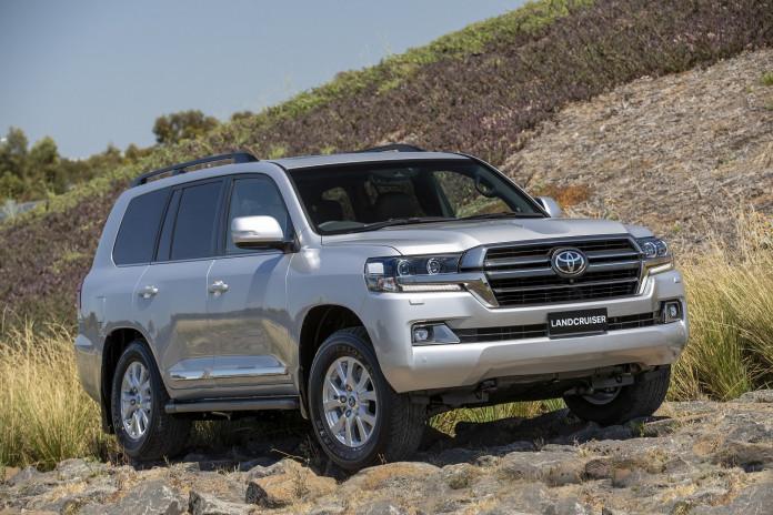 2020 Toyota LandCruiser 200 Sahara Horizon special edition