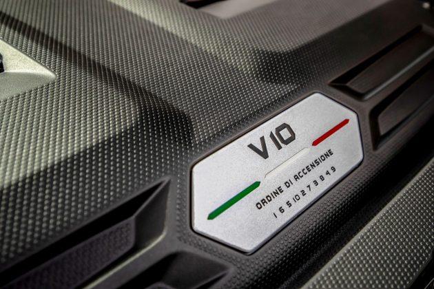 V10 compliance plate