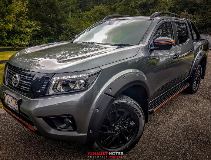 2020 Nissan Navara N-TREK