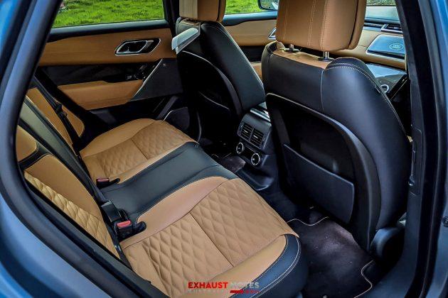 RR back seats
