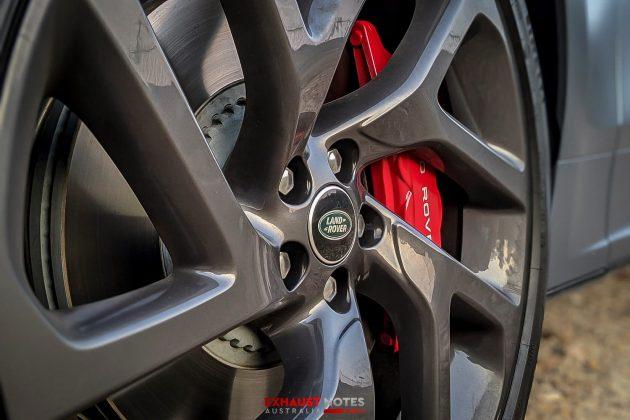 RR wheels