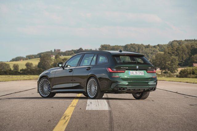 2020 BMW ALPINA B3 Touring