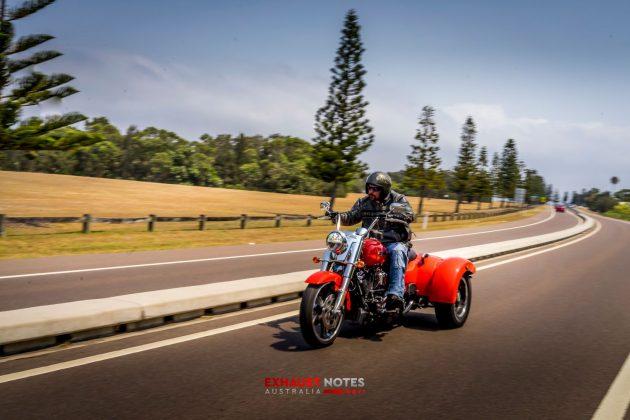 2020 Harley-Davidson Freewheeler (trike)