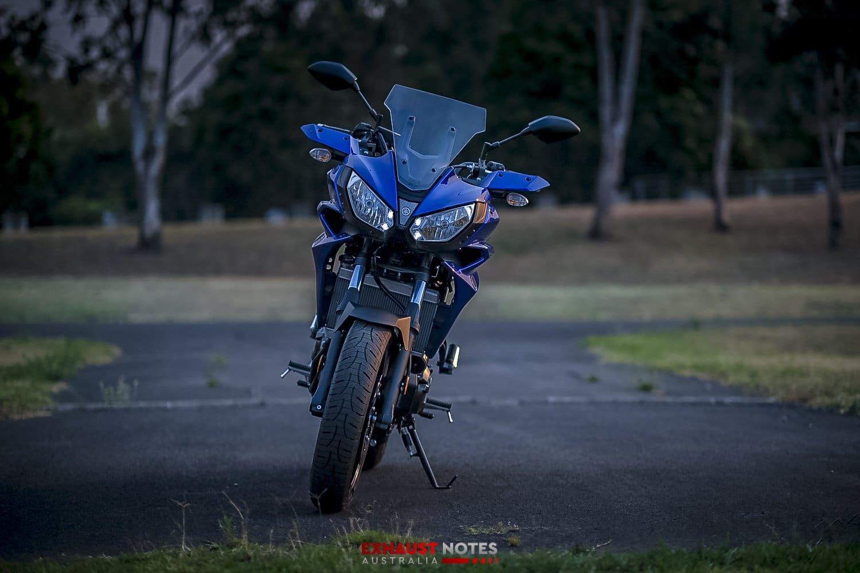 2019 Yamaha MT-07 Tracer