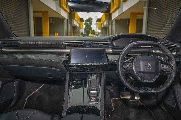 2020 Peugeot 508 GT Fastback