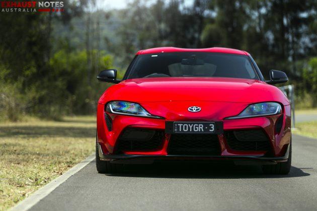2020 Toyota Supra GTS