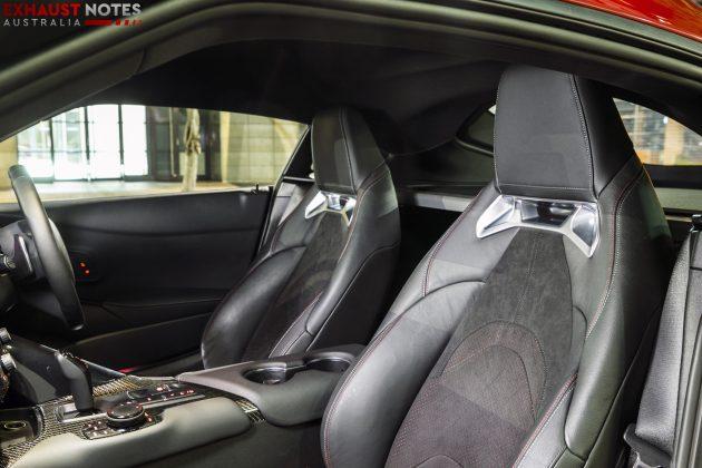 2020 Toyota GR Supra GTS