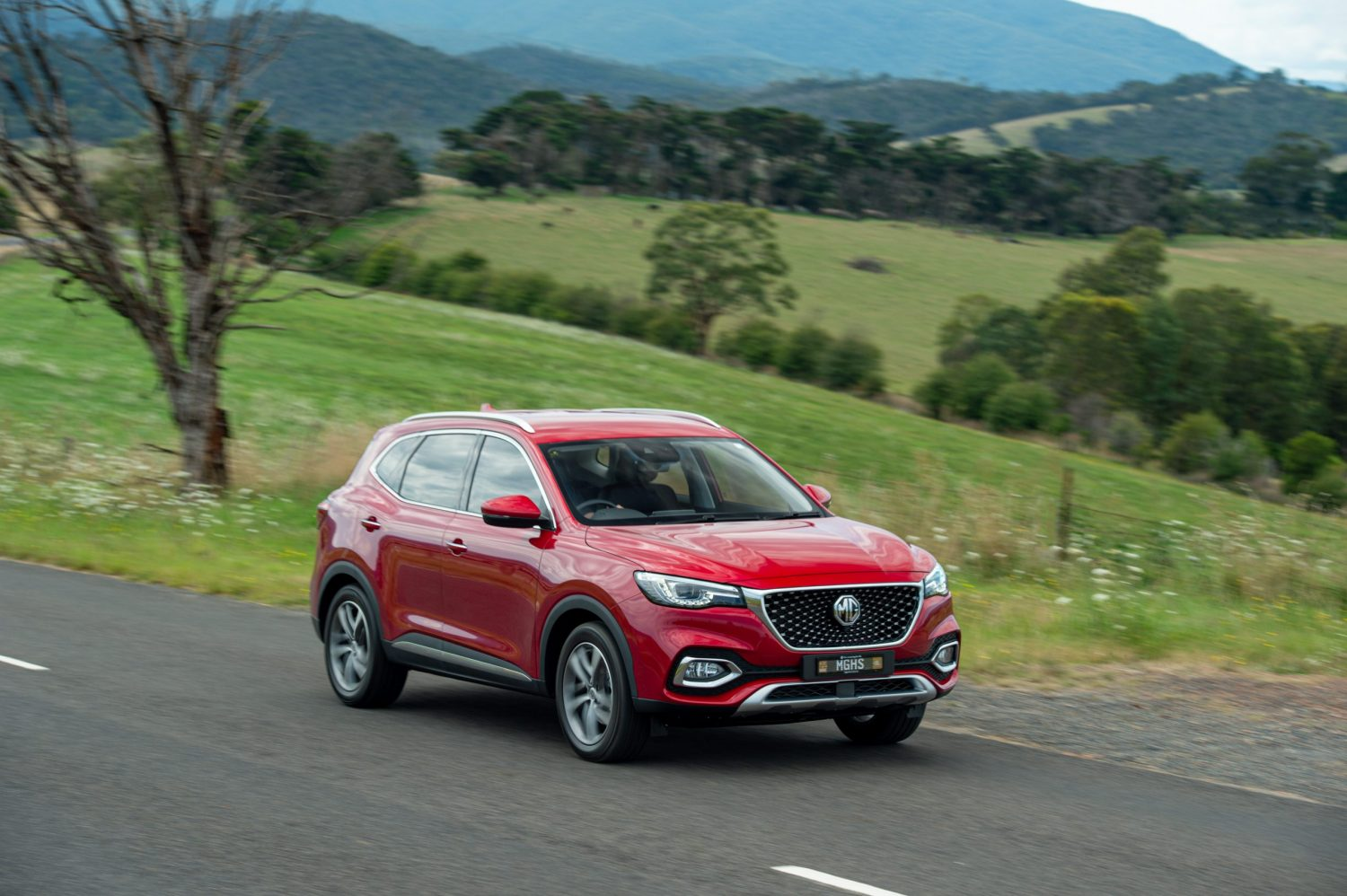 Quick Drive: 2020 MG HS • Exhaust Notes Australia