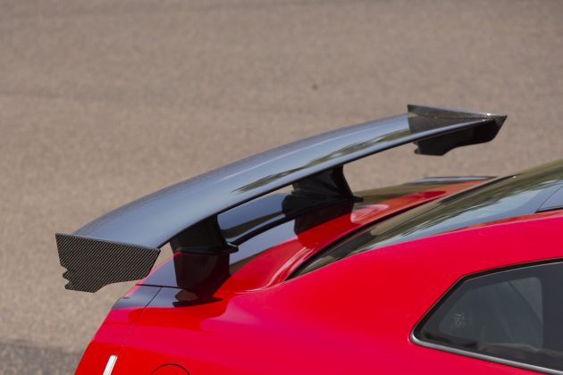 NISMO wing
