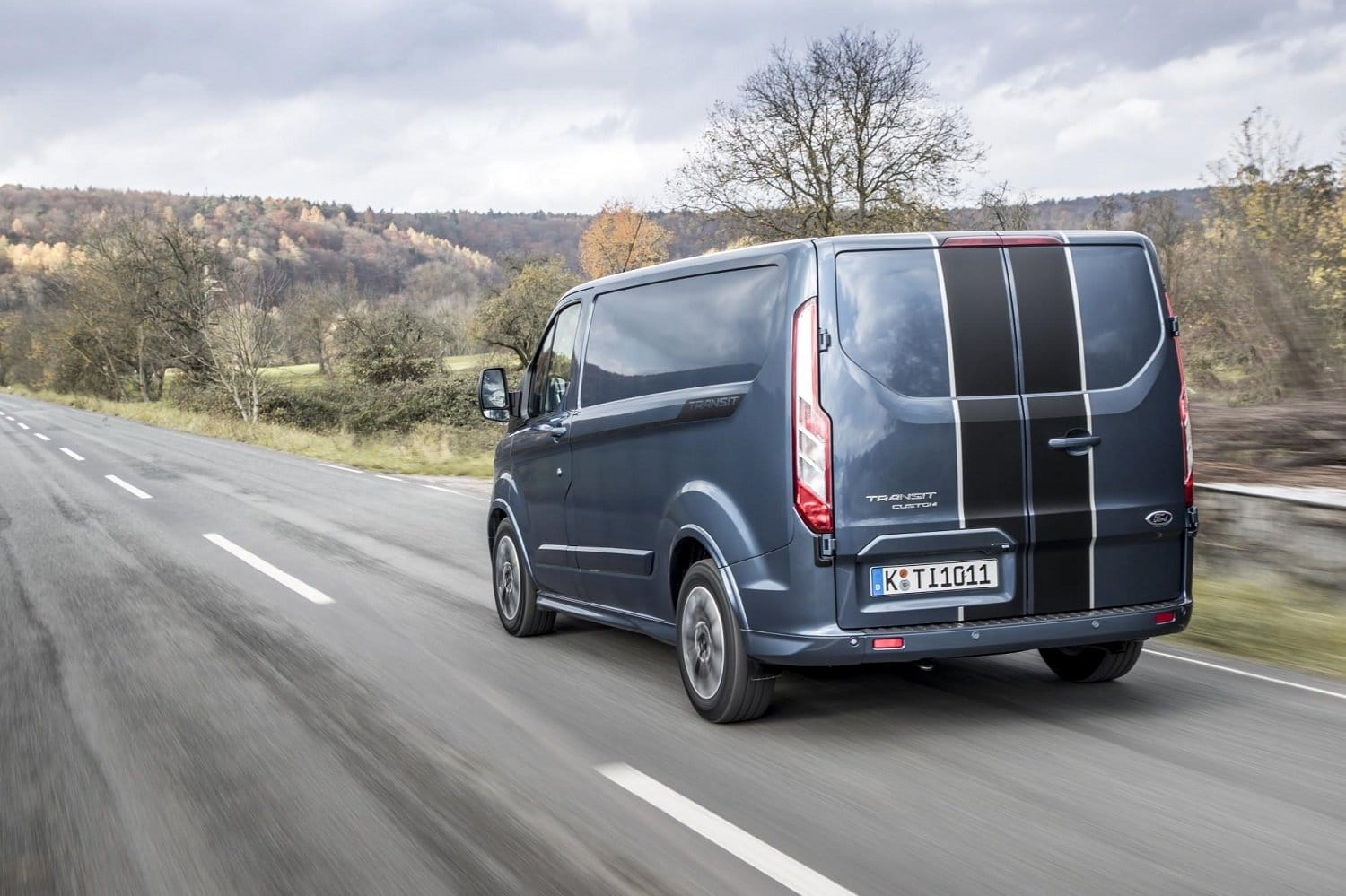 2020 Ford Transit Custom Sport