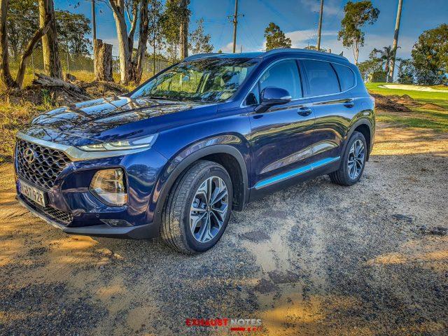 2020 Hyundai Santa Fe Highlander (V6)