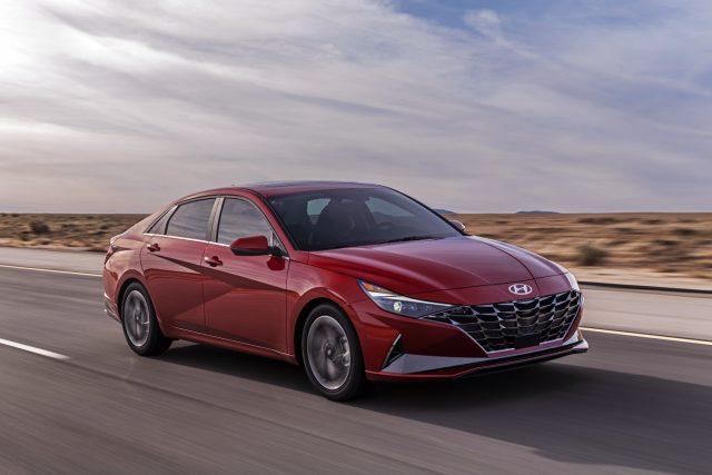 2021 Hyundai i30 sedan