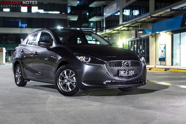 2020 Mazda2 G15 Pure (sedan)