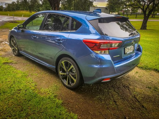 2020 Subaru Impreza 2.0i-S (hatch)