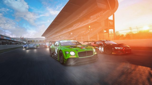 Bentley set to go sim racing as it commits to 2020 SRO E-Sport GT Series