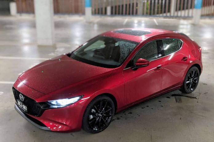 2020 Mazda3 G25 Astina