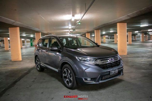 2020 Honda CR-V VTi-L7
