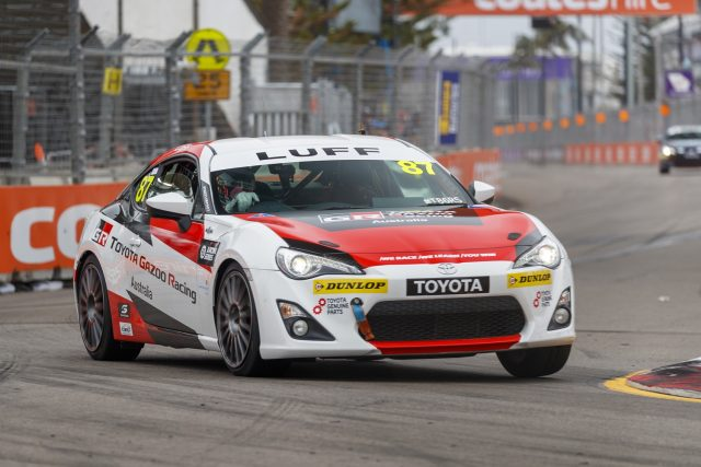 Toyota extends backing of 86 Series