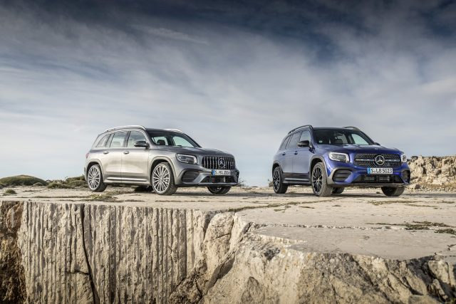 Highly anticipated Mercedes-Benz GLB is here