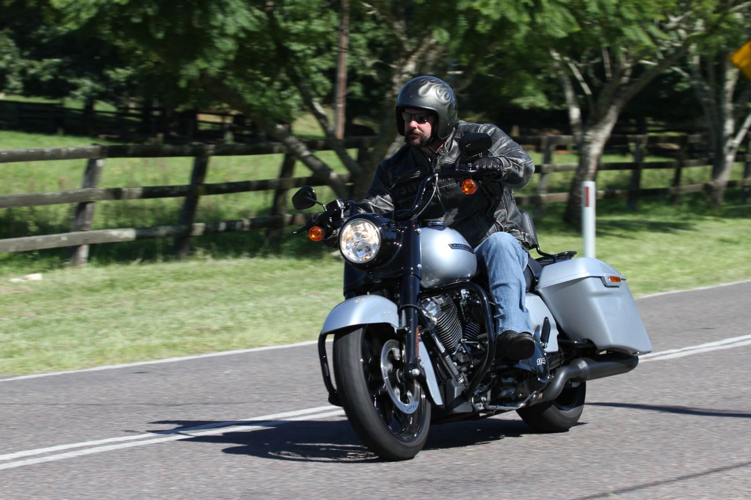 Ride On 2020 Harley Davidson Road King Special