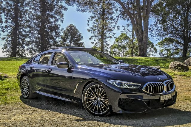 2020 BMW 840i Gran Coupe M Sport