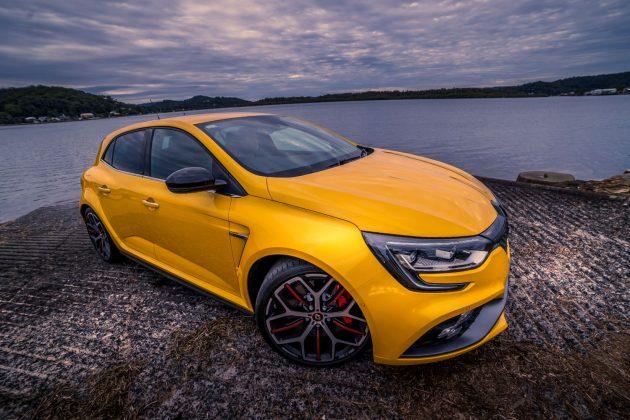 2020 Renault Megane R.S. Trophy