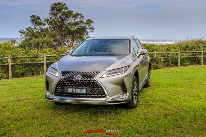 2020 Lexus RX 300 Luxury