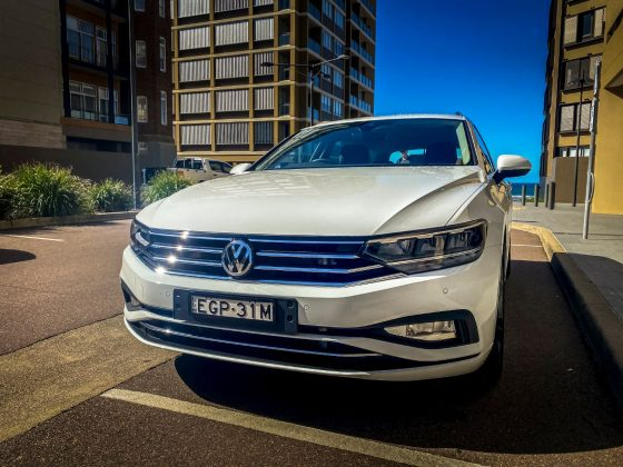 2020 Volkswagen Passat 140TSI Business Wagon