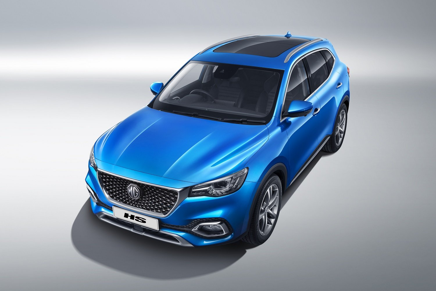 New MG HS plug-in hybrid arrives with 32-mile electric