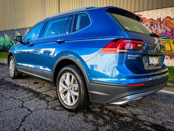 2020 Volkswagen Tiguan Allspace 110TSI Comfortline