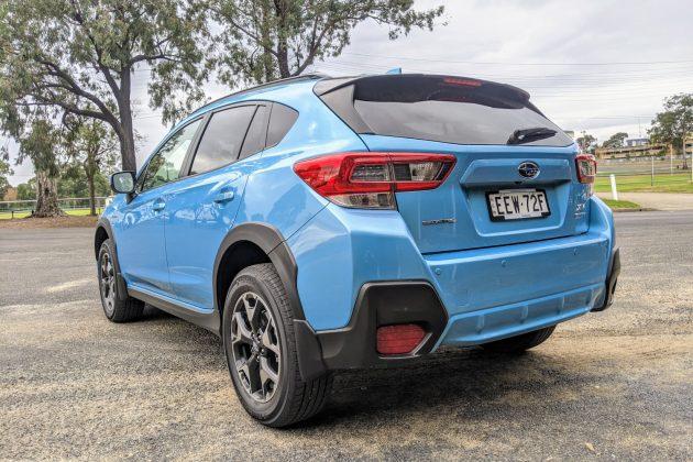 2020 Subaru XV Hybrid AWD