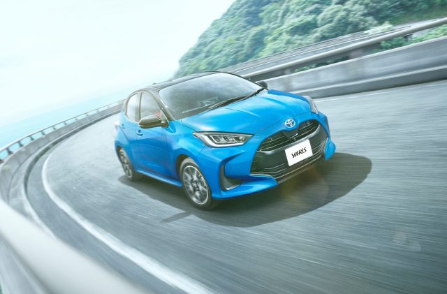 2021 Toyota Yaris set to arrive in August