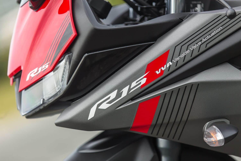 2020 Yamaha YZF-R15