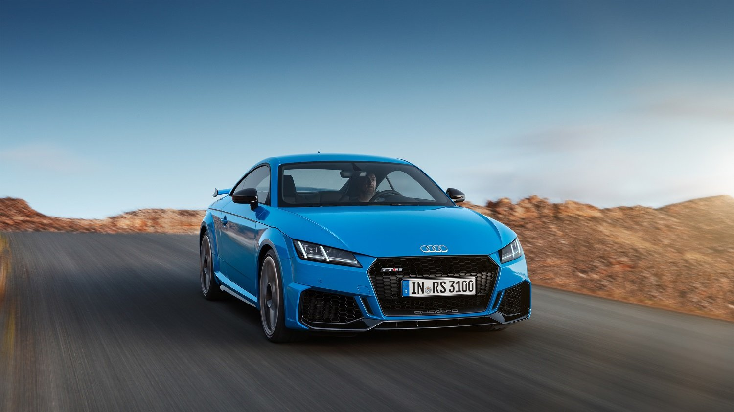 Super Car Performance Without The Price From New Audi Tt Rs Coupe