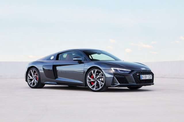 The new Audi R8 Coupé and R8 Spyder set for Australian arrival
