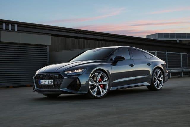 2020 Audi RS 7 Sportback and Avant