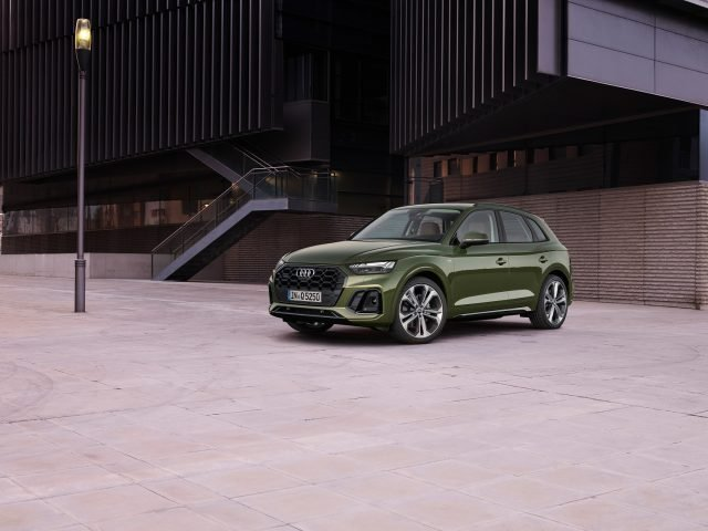 A bestseller gets even better! New Audi Q5 is almost here