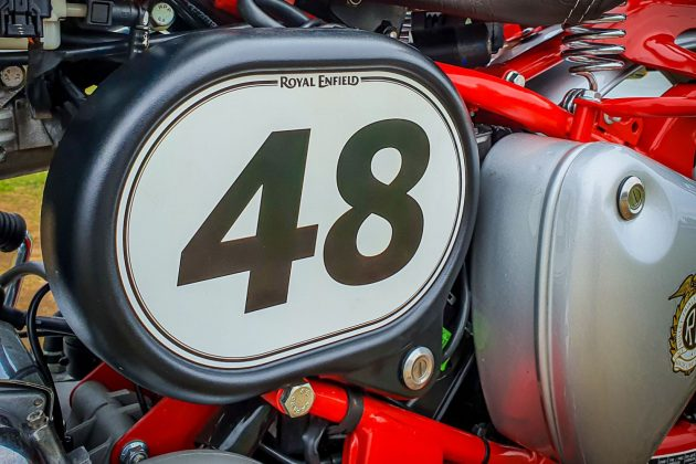48 number plate