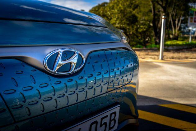 2020 Hyundai Kona Electric Elite