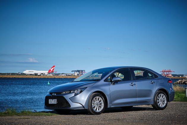 2020 Toyota Corolla SX