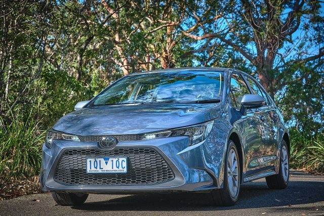2020 Toyota Corolla SX and Ascent Sport