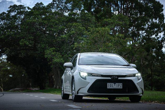 2020 Toyota Corolla Ascent Sport