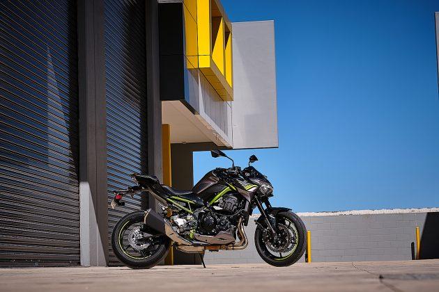 2020 Kawasaki Z900 Supernaked