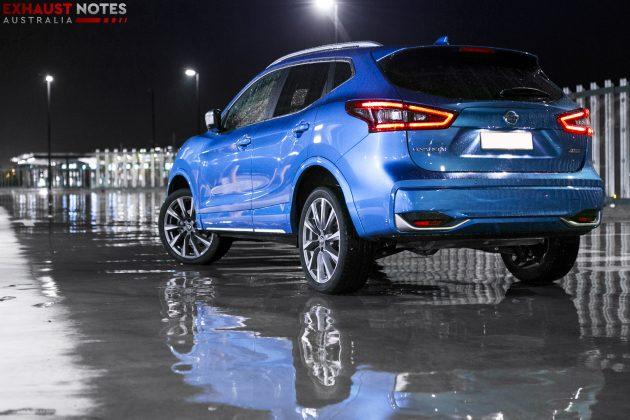 2020 Nissan Qashqai ST-L N-Sport