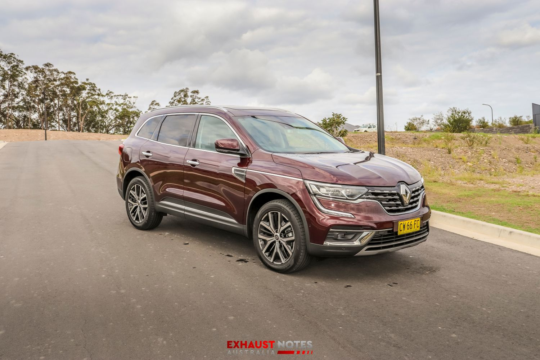 2020 Renault Koleos Intens Awd Car Review Exhaust Notes Australia