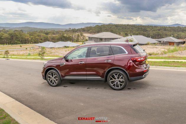 2020 Renault Koleos Intens AWD