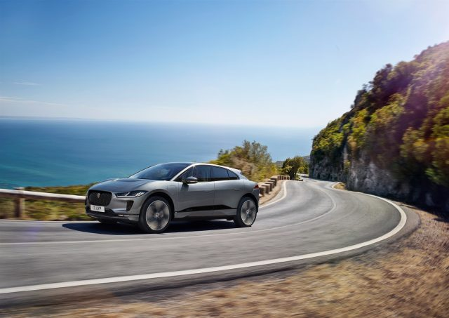Jaguar I-PACE now smarter, better connected and faster charging